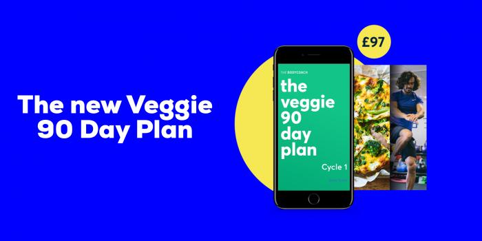 90 Day Plan - Veggie